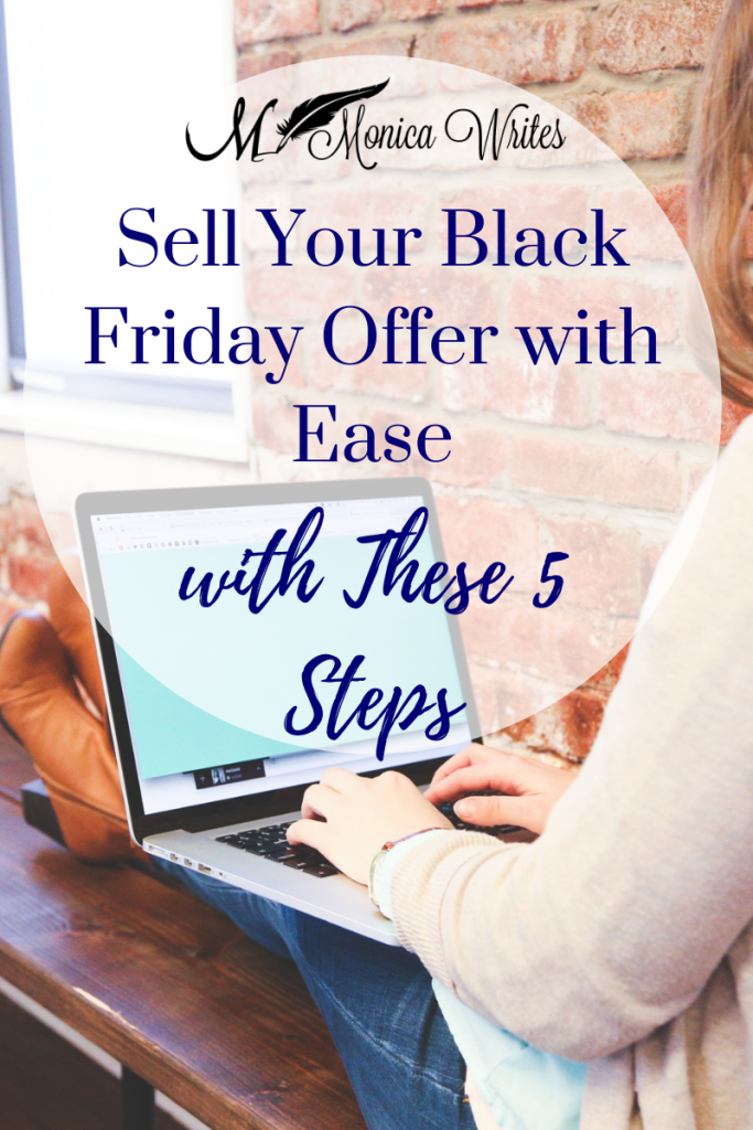 Sell Your Black Friday Offer with Ease